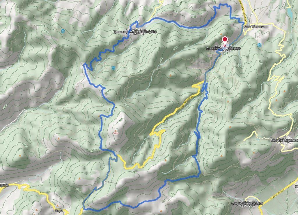 Map Dr-Per-Tr-Dr